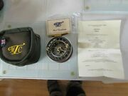 Rare Garry Mills Mill Tackle Millbrook Centrepin Fishing Reel Rhw 1 Of Only 2