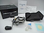Shimano Metanium Dc Xg Right Hand Baitcasting Reel Excellent From Japan 89