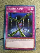 Fiendish Chain - Sdfc-en036 - Common 1st Edition New Freezing Chains💥💥