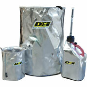 Dei 010484 Reflective Fuel Drum Cover Fits 54 Gallon Metal Fuel Drums