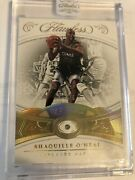 2017/18 Flawless Top Of The Class Diamond Shaquille Oneal 5/5