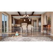 Regalo 192-inch Super Wide Adjustable Baby Gate And Play Yard, 4-in-1, Bonus Of