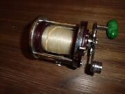 Vintage Penn Jigmaster 500 Conventional Reel Made In Usa