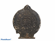 Antique Superior Stoves And Ranges Cast Iron Stove Top Pan Warmer Trivet