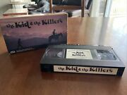 The Kid And The Killers 1978 Iud Vhs 1st Edition Western Rare Oop Jon Cypher