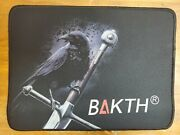 Bakth Computer Gaming Large Mouse Pad 12andtimes9 Used