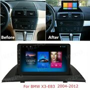 32gb Android 10 Gps For Bmw X3 E83/canbus 2004-2012 Car 9inch Stereo Radio Wifi