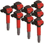 Msd Ignition 82488 Blaster Direct Ignition Coil Set Fits 11-14 F-150 Mustang