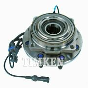 Timken Sp940204 Wheel Bearing And Hub Assembly For 08-10 Ford F-350 Sd