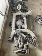 2011 Bmw 528i F10 Complete Rear Suspension Cradle Differential Axles 3.23