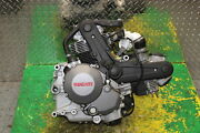 2009 Ducati Monster 696 Engine Motor Compression Video 13050 Miles