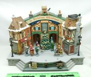 Lemax Village Collection A Christmas Carol Play Sights And Sounds