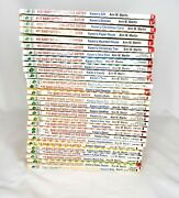 Vintage Babysitters Club Little Sisters Book Lot Of 29