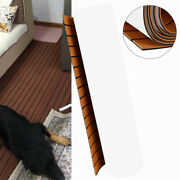 6mm Eva Teak Decking Foam Sheet Flooring Carpet 106and039and039x 35and039and039 For Marine Yacht Rvs
