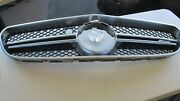 Mercedes-benz Oem C217 S Class Coupe 2015-2017 Amg Front Grille Package Used