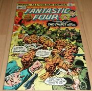 Fantastic Four 1961 1st Series 162...published Sep 1975 By Marvel.