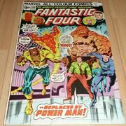 Fantastic Four 1961 1st Series 168...published Mar 1976 By Marvel.