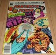 Fantastic Four 1961 1st Series 173...published Aug 1976 By Marvel.