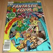 Fantastic Four 1961 1st Series 186...published Sep 1977 By Marvel.