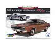 Revell Germany 1/25 '68 Dodge Charger 2 'n 1 [rmx854202]