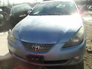Passenger Right Front Door Coupe Fits 04-08 Solara 836567