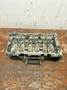 17-20 Infiniti Q60s Red Sport 400 Oem - Cylinder Head Right Driver Side 3.0t V6