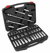 Performance Tool W32905 40pc 1/2 Dr Mechanicand039s Set