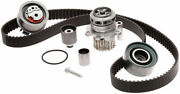 Gates Tckwp342m Engine Timing Belt Kit With Water Pump For 09-14 A3 Golf Jetta