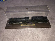 Lionel 726 Berkshire Train And Coal Car20th Century Series W/display Case Clean