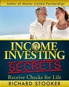 Income Investing Secrets How To Receive Ever-growing Dividend And Interest ...