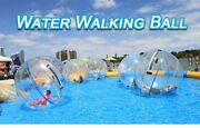 Inflatable Water Walking Ball Wear Resistant Outdoor Water Toys Swimming Pool