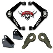 Cognito Boxed Bj Control Arm Leveling Kit 2001-2013 Sub/yukon Xl 2500 - Stage 2