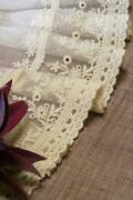 Lace Trim For Sewing,invitation Cards,curtain Tablecloth Slipcover Bridal Diy Cl