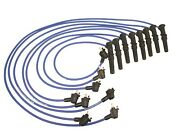 Karlyn 676 Spark Plug Wire Set For Select 96-99 Ford Lincoln Mercury Models
