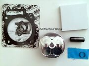 17-20 Honda Crf450r Cp 96mm 14.31 Race Cp Piston And Cometic Top End Gasket Kit