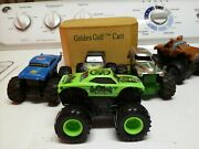 Monster Jam Gas Monkey 164 Scale Spin Master Used Loose No Packaging Toy Truck