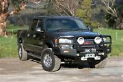 Arb 4x4 Accessories 3462040 Front Deluxe Bull Bar Winch Mount Bumper