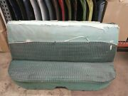 1960 Plymouth Fury Savoy 4 Dr Rear Back Seat Upper And Lower