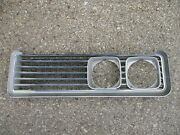 1969 Buick Electra 225 Limited Lh Driver Side Front Metal Grill Section 1385193