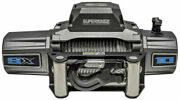 Superwinch Sx10000 12vdc Winch 10000lbs Single Line Pull 85and039 Steel Cable 5.5 Hp