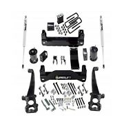 Superlift K127f Replacement 6 Lift Knuckle Kit With Fox Shocks For Ford F-150