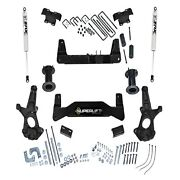 Superlift K180f Complete 6.5 Lift W/ Steel Control Arms For Chevrolet Silverado