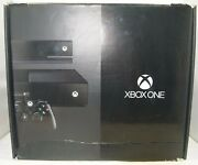 Empty Console Box For Microsoft Xbox One 500gb Day One Edition