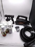 Maximist Lite Plus Sunless Machine With Tampa Bay Tan Solution And Gun Cleaner