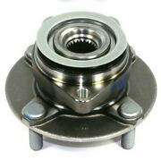 Centric Parts 401.42009 Wheel Bearing And Hub Assembly For 07-14 Cube Versa