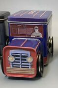 Hershey's And Lionel Vehicle Series Canister Tin 2000 Hershey Chocolate Co. Aa01
