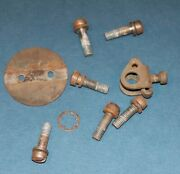 Carter Yh Carburetor Linkage Butterfly Fasteners 1953 1954 1955 Corvette Parts