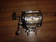 Vintage Penn Level Wind 209 Conventional Reel Made In Usa