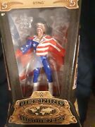Official Wwe Mattel Defining Moments Great American Bash Sting Action Figure