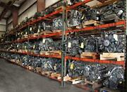 Engine Assembly Cadillac Cts 11